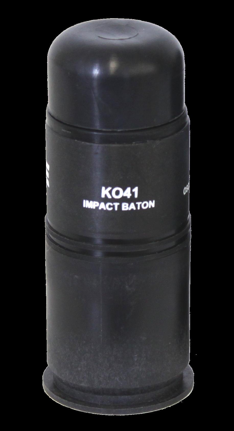 Blunt Impact Rounds K041