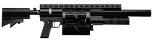 Launcher Revolver